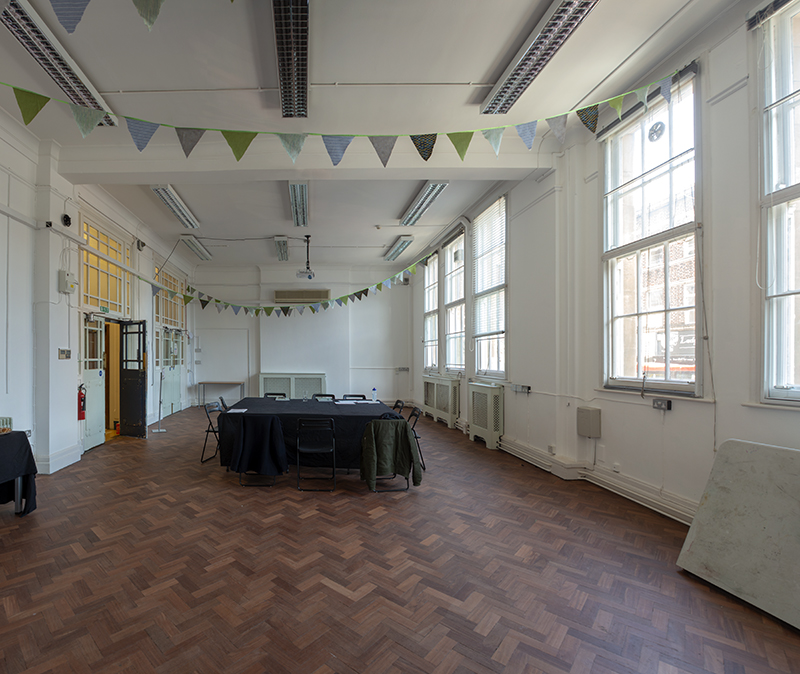 The Room at SPACE Ilford, event space to hire in Redbridge