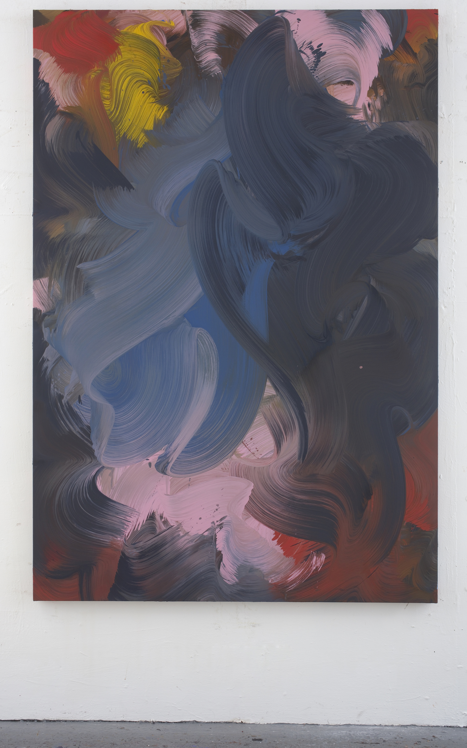 Erin Lawlor, 'earthly delights', 2020, 190x130cm